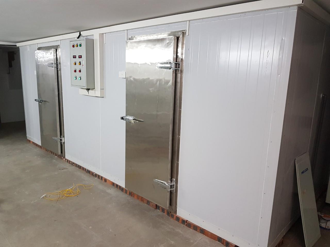 Kho lạnh nhà hàng | Hoàng Ngân – Hà Nội