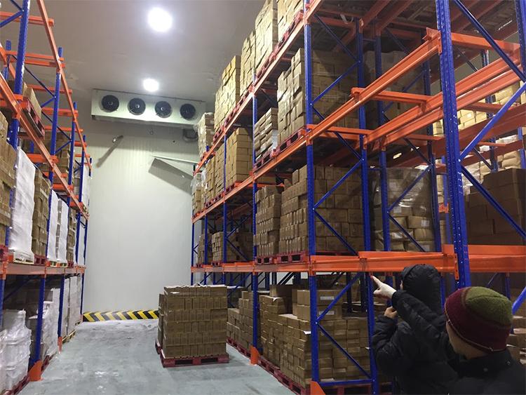 Kho lạnh công nghiệp bảo quản tại Hải Phòng
